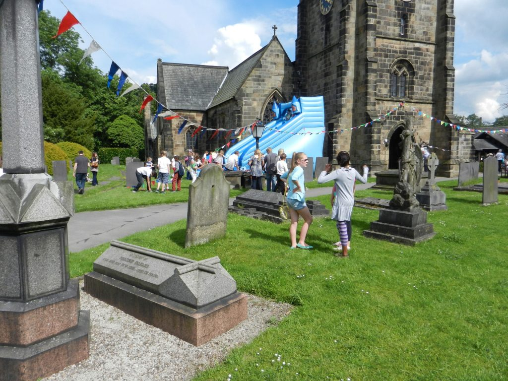 Duffield Parish Church, Carnival Day