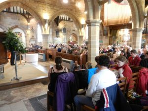 St Alkmund's Church Morning Service