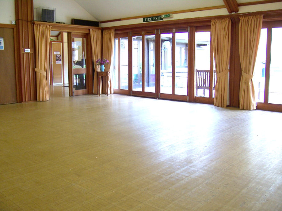 Duffield Parish Hall Interior