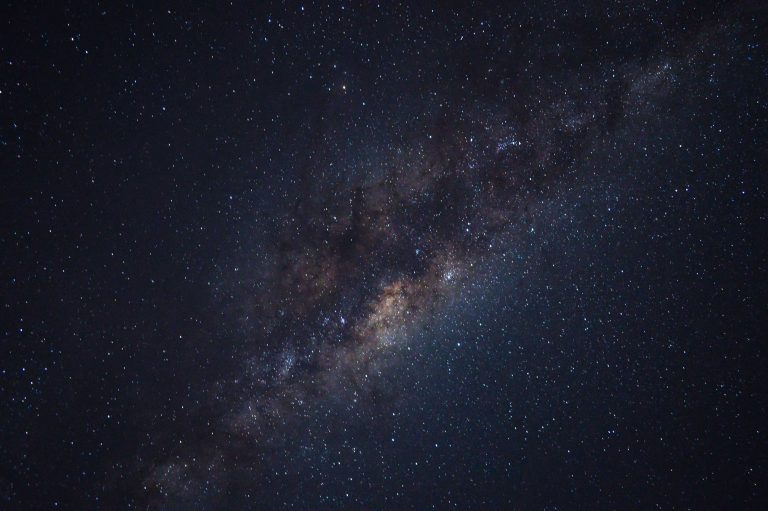 Lost in Space Galaxy Image